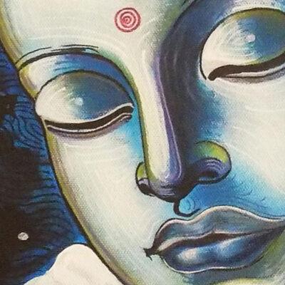 BLUE-BUDDHA-MEDITATE 3