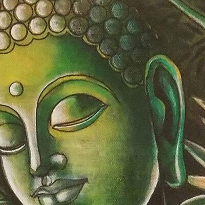 BUDDHA-BAMBOO-PAINTING 1