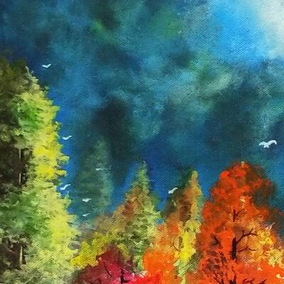 FOREST-RIVER-STREAM-ART-B3