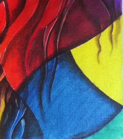 HORSES-AFFECTION-ABSTRACT-PAINTING-2