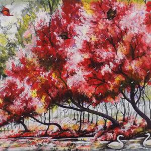 RED-TREE-LANDSCAPE